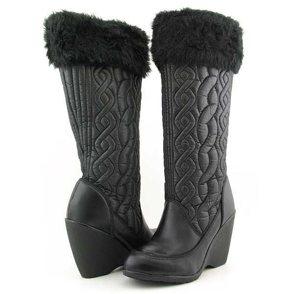 Post image for REPORT Lindsey New Boots Shoes Black Womens