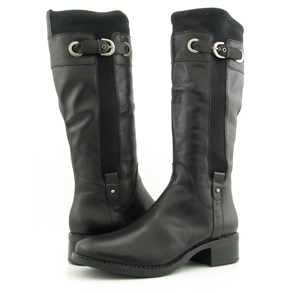 Post image for STYLE &#038; CO Harvey Boots Shoes Black Womens