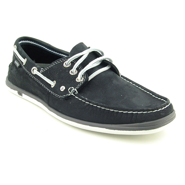 Nautica Hyannis Boat shoes. Leather upper and Man-made Outsole