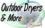 Outdoor Clothes Dryers and Accessories