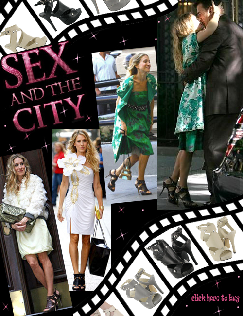 Sex and the City Shoes