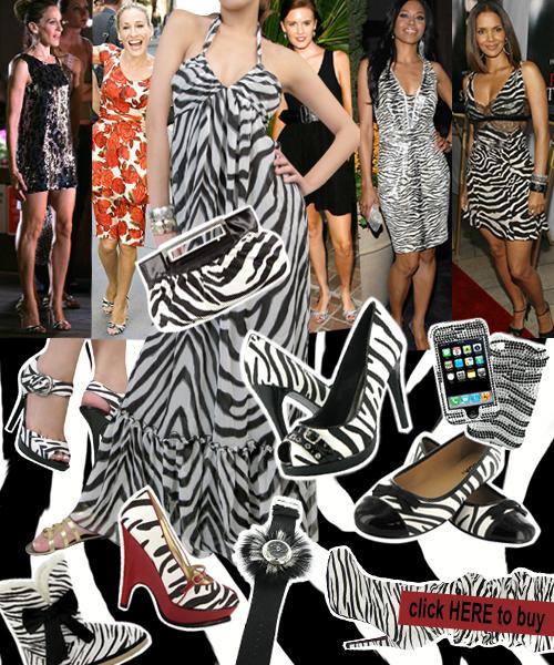 فساتين Zebra Zebrafashion