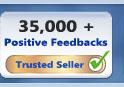 22,000+ positive feedback. ebay powerseller