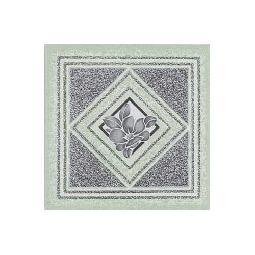 Black White Checkered Vinyl Floor Self Stick Tiles