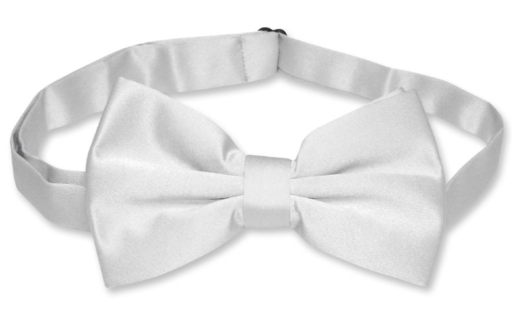 Mens-Bow-tie-Solid-Color-Bowtie-NEW-Bowties-Dicky-Bow