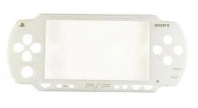 White Faceplate Replacement for Sony PSP 1000