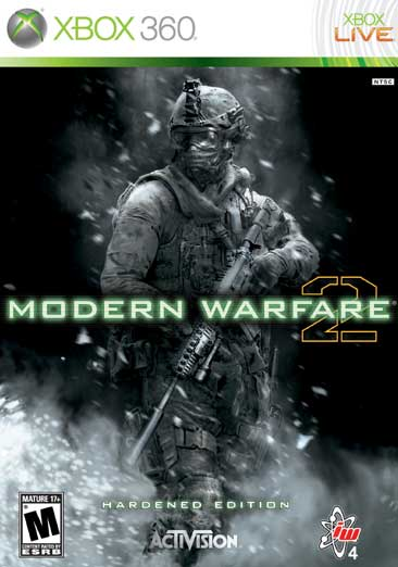 call of duty modern warfare 2 cover xbox 360. Call Of Duty Modern Warfare 2