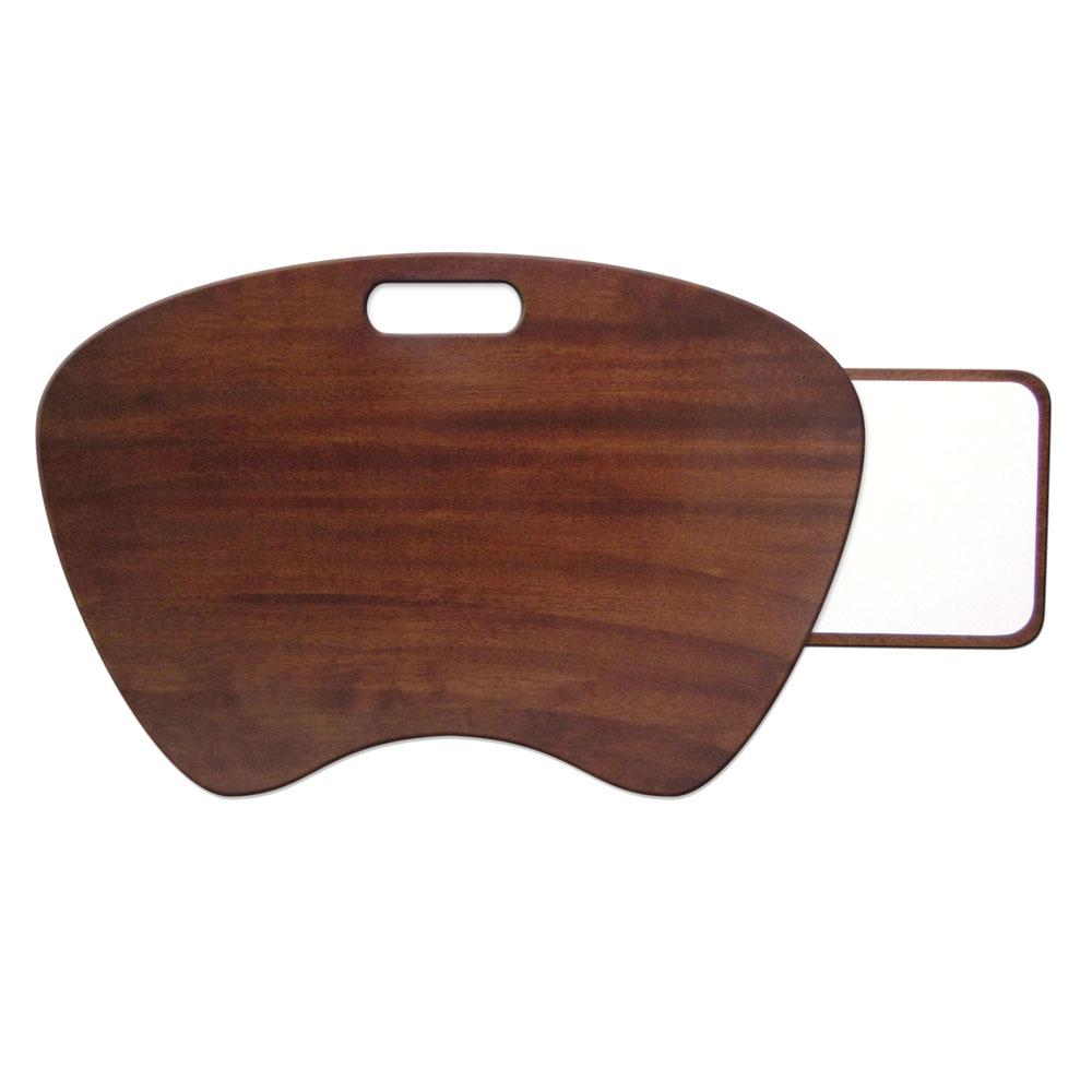 Windsor Laptop Lap Desk Cherry Wood Veneer Finish On Popscreen