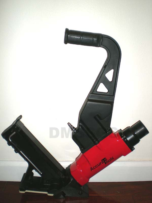 New hardwood flooring cleat nailer wood floor stapler ebay for Wood floor nails or staples