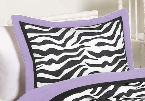 Jojo Designer Unique Cheap Discount Zebra Print 9pc Baby Girl Crib Bedding Set