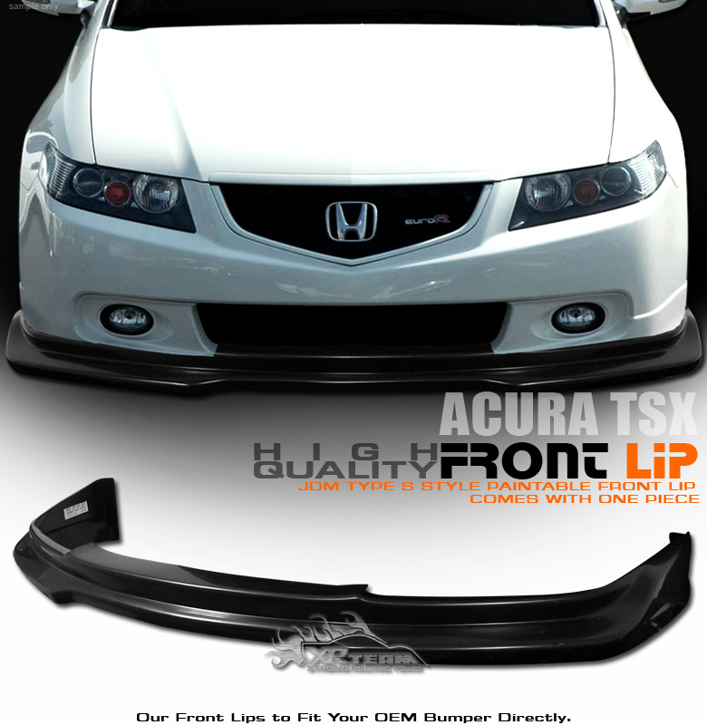 Dollar Front Lip Acura TSX Forum - Acura tsx lip