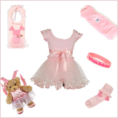 Click here for ballet gift sets at Sophiasstyle.com.