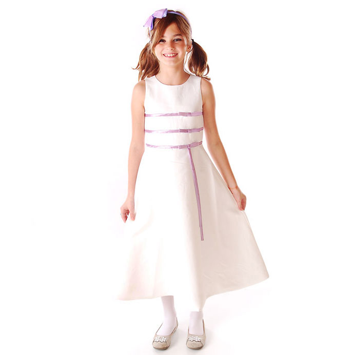 But flower girl dresses directly from Sophias Style
