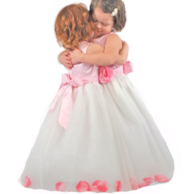 Click here for wedding flower girl dresses at SophiasStyle