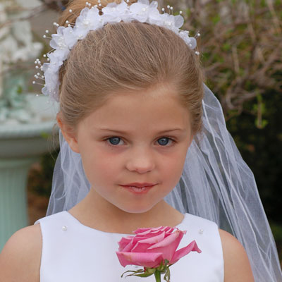 Click here for 1st Communion dresses at Sophia's Style Boutique.