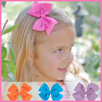 Click here for girls hair bows at Sophias Style Boutique girls clothing store.