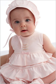 Find newborn baby clothes at SophiasStyle girl's clothing store. 