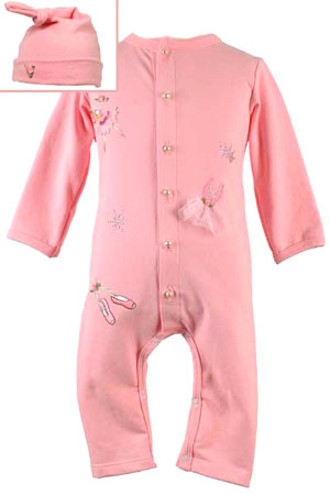 Click here for Baby Baubles sleeper from SophiasStyle