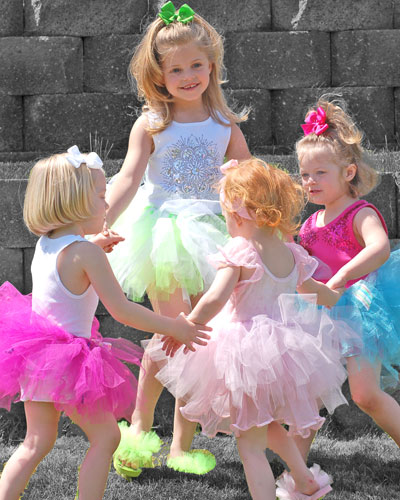 Click here for Cheer and Dance Menu at SophiasStyle