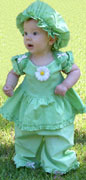 Click here for handmade Tickles and Giggles baby girls clothing at SophiasStyle