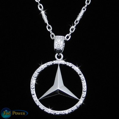 Mercedes tienda at weblo celebrities for Mercedes benz pendant
