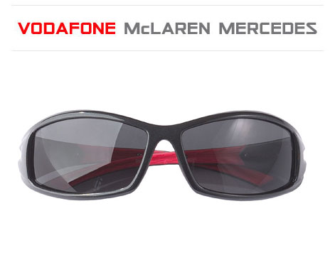 sonnenbrille vodafone mclaren mercedes offiziell f1 formel. Black Bedroom Furniture Sets. Home Design Ideas