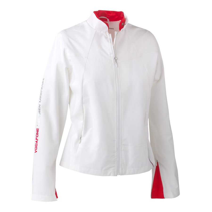 Vodafone Mclaren Mercedes Ladies Lifestyle Jacket Rp 163 60 Ebay