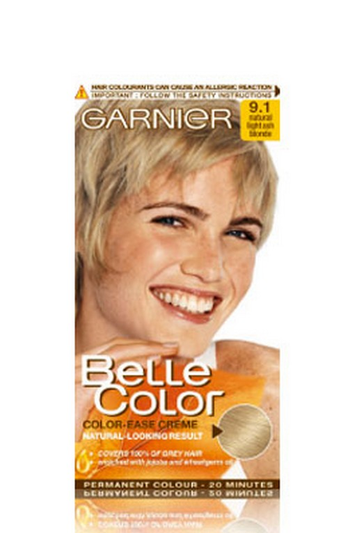 Live Hair Dye Colour Chart