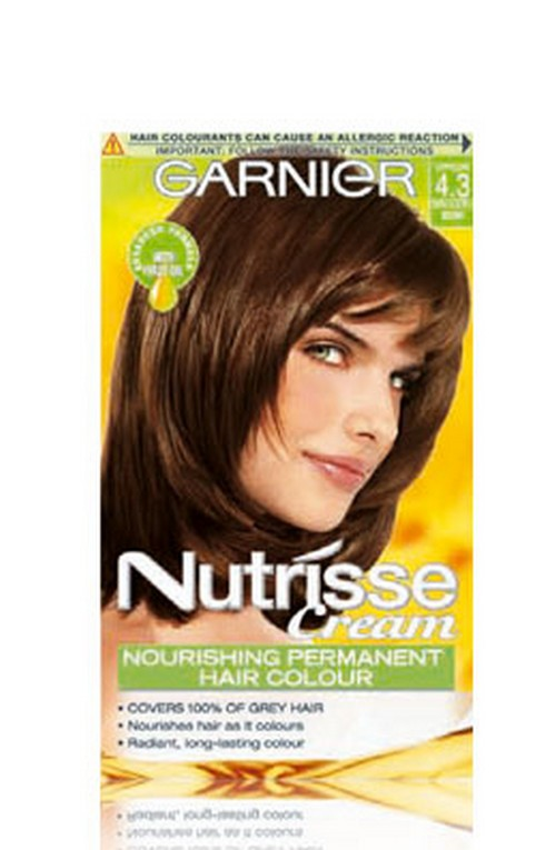 Medium natural brown hair color high quality garnier color 7 chestnut brown hair color with golden brown highlights