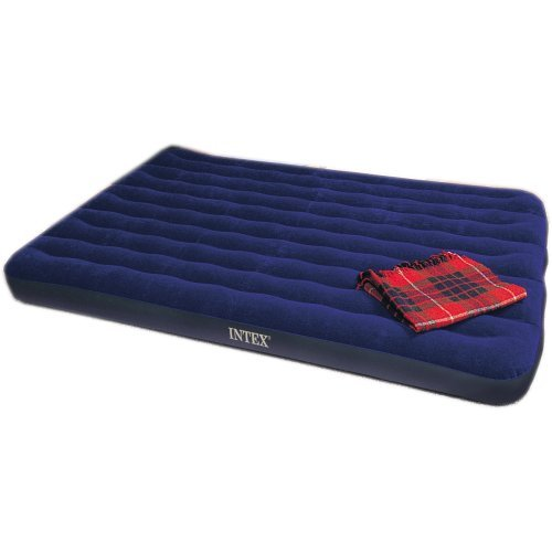 68968 Intex Airbed With Pump