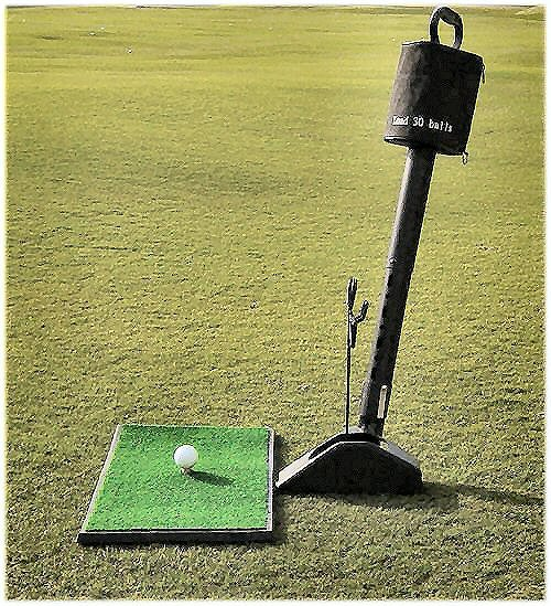 UltraFit 002 Golf Home Driving Range Set