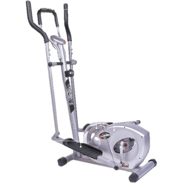 Body Sculpture Magnetic Strider/Cross Trainer BE-6600