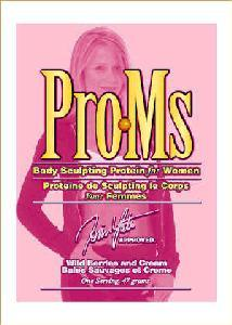Chemical Nutrition ProMs - Wild Berries & Cream - 15 Sachets