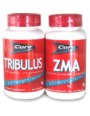 Core Nutrition ZMA/Tribulus Banded Pack