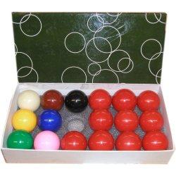 Snooker Balls 17 x 1 3/4