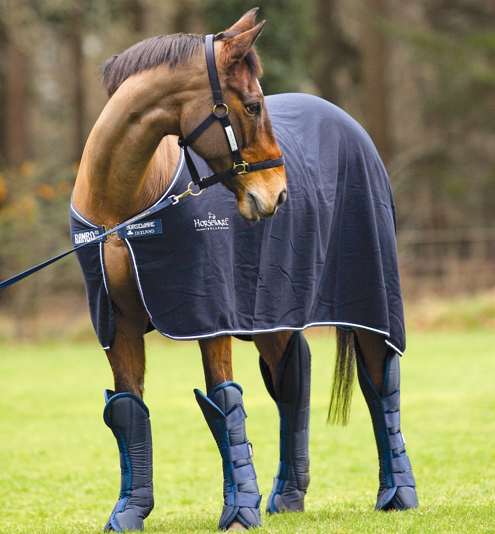 Horseware Rambo Cotton Cooler/Travel Rug