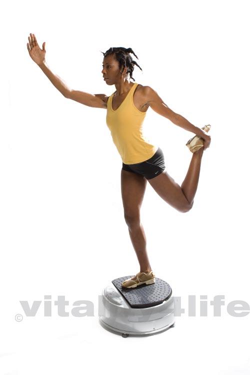 Vibration Machine Vibrodisc Exercise Platform Ebay