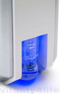 Oxygen Generator Light Therapy Feature