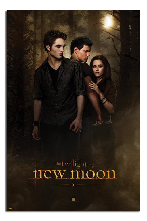 Twilight New Moon Out Now Twilight-New-Moon-Film-Poster-58