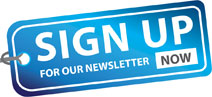 Music shop newsletter signup