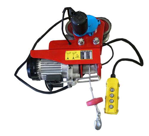 Hoist Electric With Motorised Girder Trolley Ebay