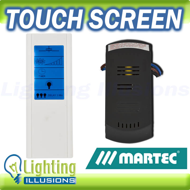 MARTEC Touch Screen Remote