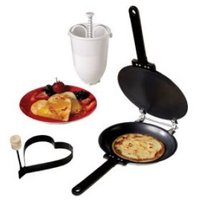 Perfect Non Stick Pan French Toast/Crepes Pancake Maker | eBay