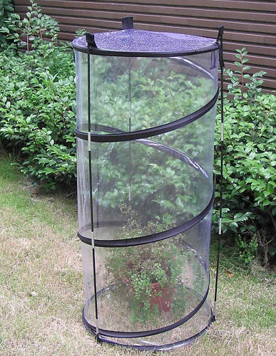Pop Up Portable Greenhouse : New portable seed planter pop up mini garden greenhouse ebay