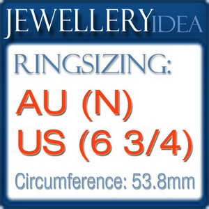 AU-N-US-6-75-Ring-Reizing-Service-for-Jewelleryidea-GOLD-Rings