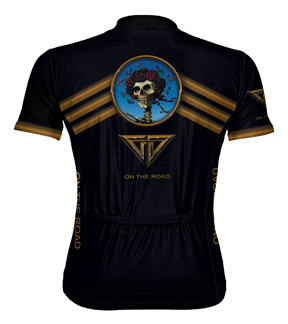 Primal Wear Grateful Dead On The Road cycling jersey