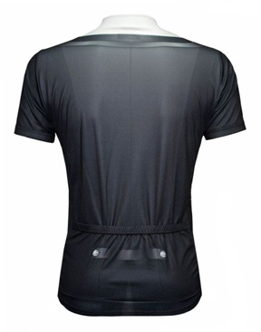 back of Primal Wear The Ritz cycling jersey