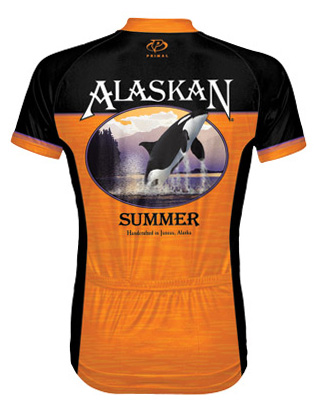 Alaskan Summer Ale Beer Cycling Jersey By Primal Wear With Defeet