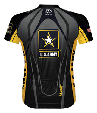 Primal Wear U.S. Army bicycle jersey from love2pedal.com