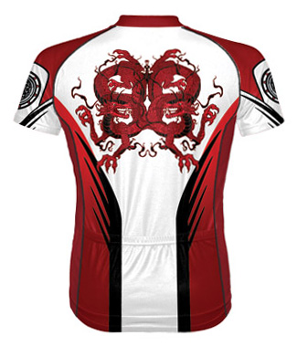 Primal Wear Double Dragon bicycle jersey from love2pedal.com